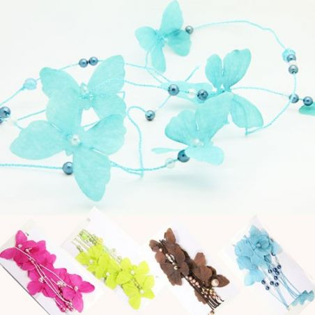 Guirlande table papillons