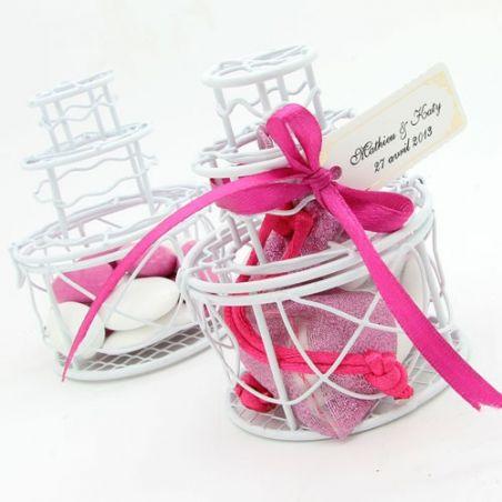 Wedding cake dragées