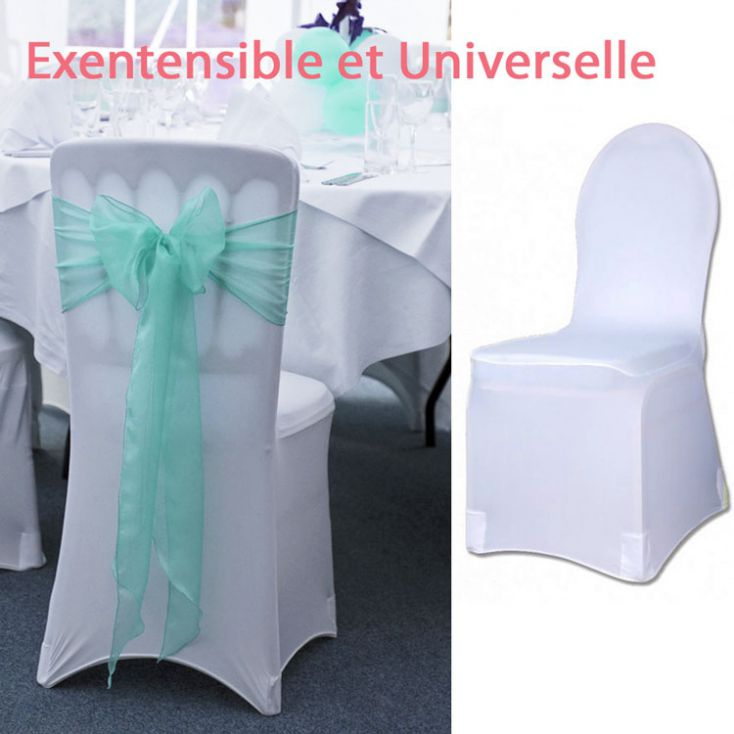 Chaises mariage chaises mariage with chaises mariage excellent location chaise mariage - Couvre chaise mariage location ...