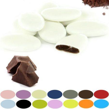 """Dragées Chocolat 72% cacao 1kg """"DÉSTOCKAGE"""""""
