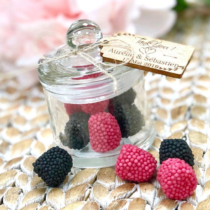 Bonbon Fruits des bois 220pcs