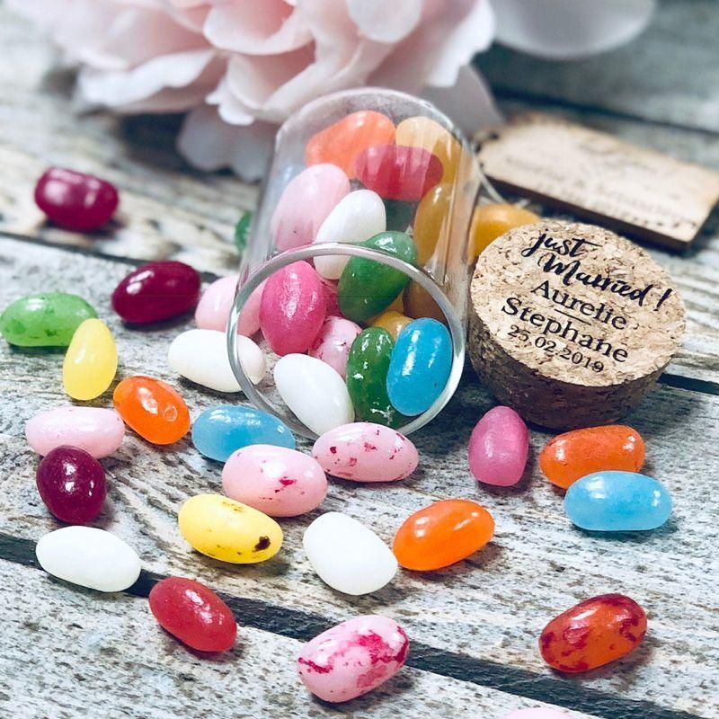 Bonbon Haricot coloré Jelly Beans 1kg