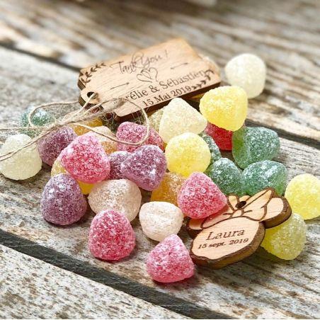 Candy Sucré Multifruits 400piéces