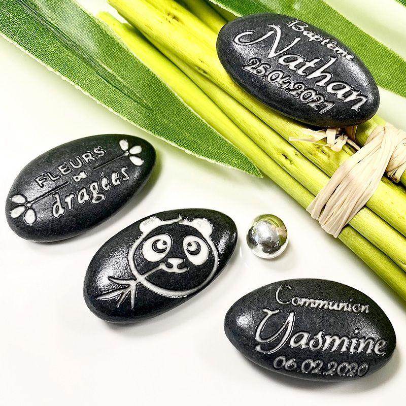 Dragées personnalisées Panda