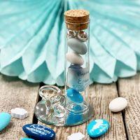 Eprouvette Tétine Cristal à dragées